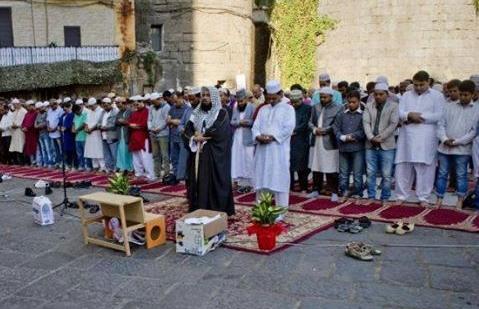 Napoli islam