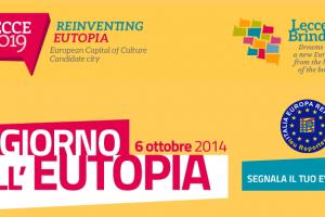 Lecce 6/10/14 – IL GIORNO DELL'UTOPIA