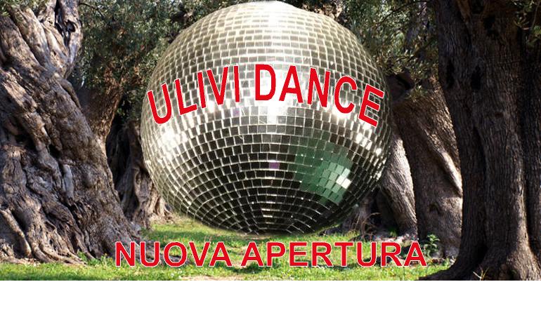 Ulivi Dance NUOVA
