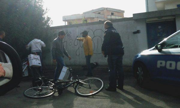 Rubano tre droni, due ragazzi bloccati dalla polizia