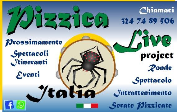 Nuovo Mercatino della Pizzica – Pizzica Live project