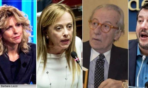 Barbara Lezzi: Feltri offende gli italiani del sud