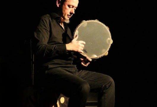"""Carmine Bruno: """"Il solco dei tamburi a cornice"""" le dirette di Pizzica Live – video"""